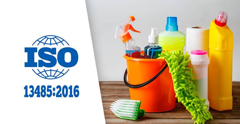 ISO 13485:2016 PRODUCTO SANITARIO